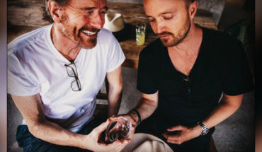 """Walter White and Jesse Pinkman of the """"Breaking Bad"""" series, now produce mezcal oaxaqueño"""