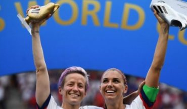 Women's World Cup France 2019: Us 2-0 batting holland and winning their fourth cup