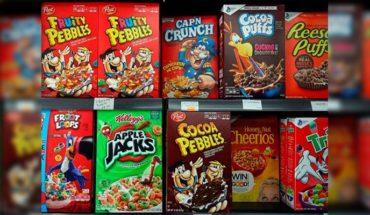 ¡Niños en peligro! por pesticida en cereales que provocan cáncer