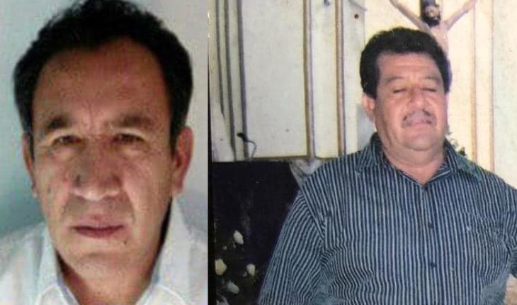 2 coordinadores regionales de la UCD desaparecen en Tuxpan, Michoacán