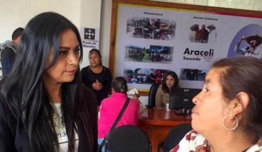 Abuelitos viajarán a Estados Unidos para reencontrarse con sus familias, informa Araceli Saucedo