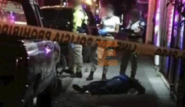 Afuera de un bar en Zamora, Michoacán, asesinan a un hombre a tiros