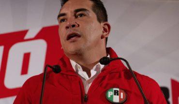Alejandro Moreno gana elección interna para dirigir el PRI
