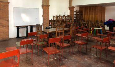 Así fue el inicio de clases en universidades de AMLO
