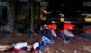 Asesinan a Motociclista en Sahuayo