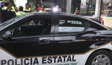 Asesinan a un hombre que era trasladado en una patrulla del Edomex