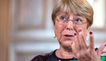 Bachelet: cambio climático generará daños a los derechos humanos y conflictos