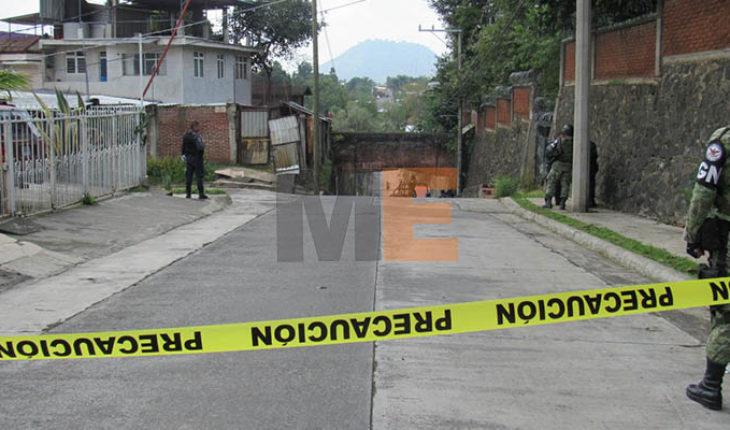 Balean una casa en Uruapan, hay una muerta y dos personas de la tercera edad heridas