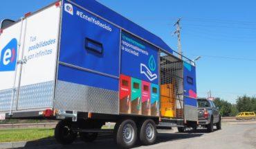 Chile se une en la primera gran cruzada de reciclaje electrónico
