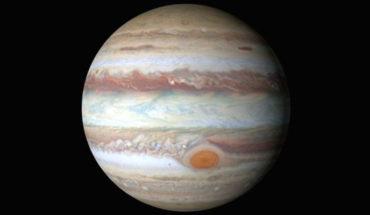 Científicos informan que Júpiter colisionó con otro planeta 10 veces más pesado que la tierra