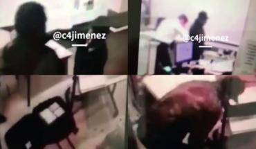 Circulan Vídeos con detalles del asalto en Casa de Moneda