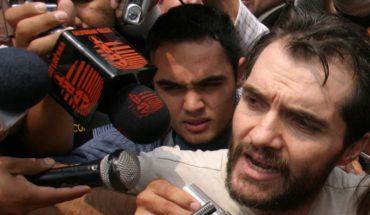 Detienen a Carlos Ahumada por presunta defraudación fiscal