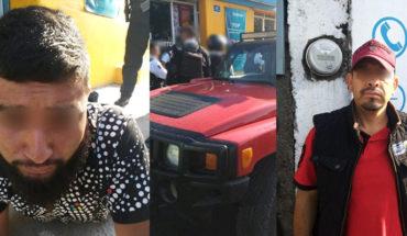 Detienen e investigan a 'El Barbas' y a otros 5 presuntos delincuentes en Morelia, Michoacán