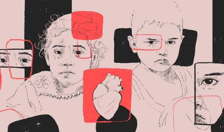 El Estado abandona a huérfanos de feminicidio