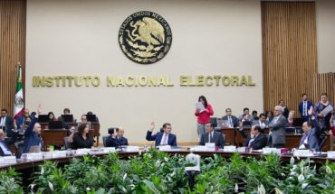 El INE pedirá a diputados 12 mil mdp para 2020