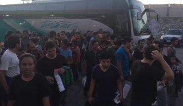 El gobierno envía a la frontera con Guatemala a solicitantes de asilo devueltos por EU