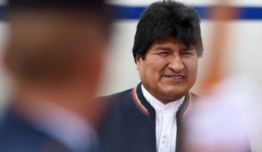 """Evo Morales en modo campaña: no quiere para Bolivia """"lo que está ocurriendo en Argentina por culpa del modelo neoliberal"""""""
