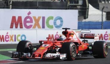 Fórmula 1 se queda en CDMX gracias a empresarios, confirma Sheinbaum