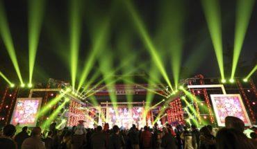 Fesiluz: festival de luces chino llega por primera vez a Chile