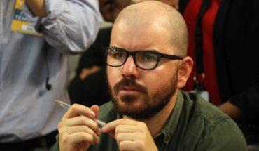 Giorgio Jackson criticó la postura del Gobierno ante el proyecto de ley que reduce la jornada laboral