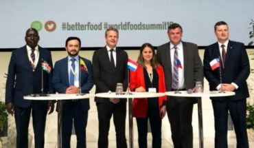 Gobierno firma acuerdo internacional para reducir el desperdicio de alimentos y aumentar la seguridad en la industria alimentaria