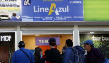 """Gobierno suspende recorridos rurales de """"Línea Azul"""""""
