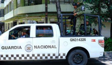 Guardia Nacional ya tiene desplegados a 58 mil elementos