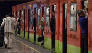 Hombre mata a trabajador del Metro al empujarlo contra el tren