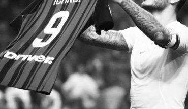 Icardi solo saldrá del Inter para acompañar a Cristiano Ronaldo en Juventus