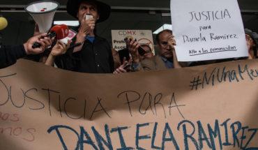 Identifican el cuerpo de la estudiante Daniela Ramírez