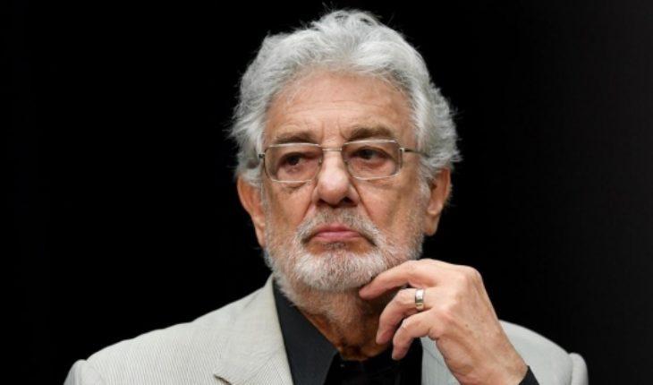 Impactante: nueve mujeres acusan al tenor Plácido Domingo de acoso sexual
