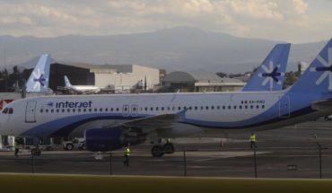 Interjet comienza a normalizar sus operaciones con vuelos extra