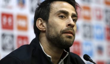 "Jorge Valdivia: ""Creo que debimos reforzarnos"""