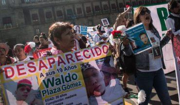 Las siete acciones de búsqueda de desaparecidos propuestas por AMLO