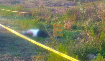 Localizan cadáver maniatado y baleado en carretera de Jesús del Monte, en Morelia