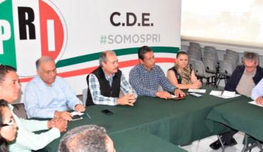 Los delegados políticos del PRI pieza clave en éxito del nuevo padrón: Víctor Silva Tejeda