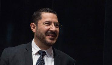 Mónica Fernández presidirá el Senado; Batres le reclama a Monreal