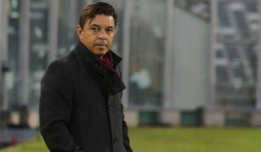 """Marcelo Gallardo: """"Paulo Díaz es competitivo y tiene personalidad"""""""