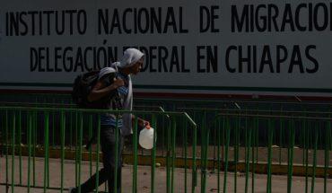 Migrante de Haití no recibió ayuda y murió en Chiapas: ONG