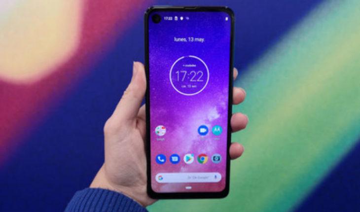 Motorola One Visión ya está en México