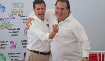 Ofrece Javier Duarte aportar pruebas en contra del ex presidente Enrique Peña Nieto