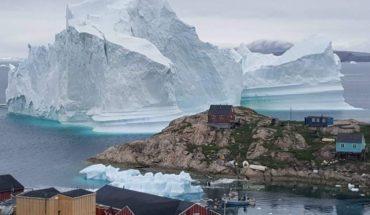 Groenlandia se derrite en tiempo record