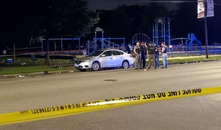 Ola de tiroteos en EE.UU.: un tercer atentado azota a Chicago dejando al menos 7 heridos