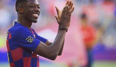 "Ousmane Dembélé recibe regaño de Barcelona: ""Estamos my decepcionados"""