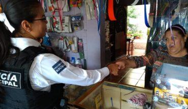Policía de Morelia aseguró haber logrado avances para erradicar la violencia de género