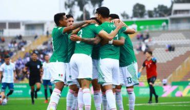 Qué canal transmite México vs Ecuador en TV: Panamericanos 2019