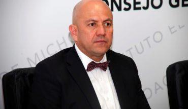 Renuncia Ramón Hernández como presidente del Instituto Electoral de Michoacán