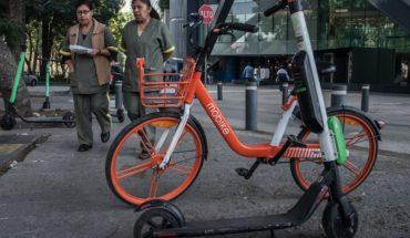 Retiran bicis y monopatines de empresas que no pagaron permiso