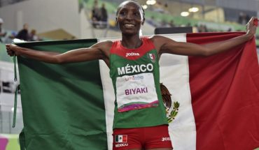 Risper Biyaki, la atleta mexicana-keniana que ya hizo historia