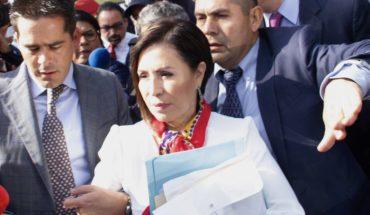 Rosario Robles va a prisión; le inician proceso por La Estafa Maestra